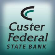 Custer Federal State Bank Logo
